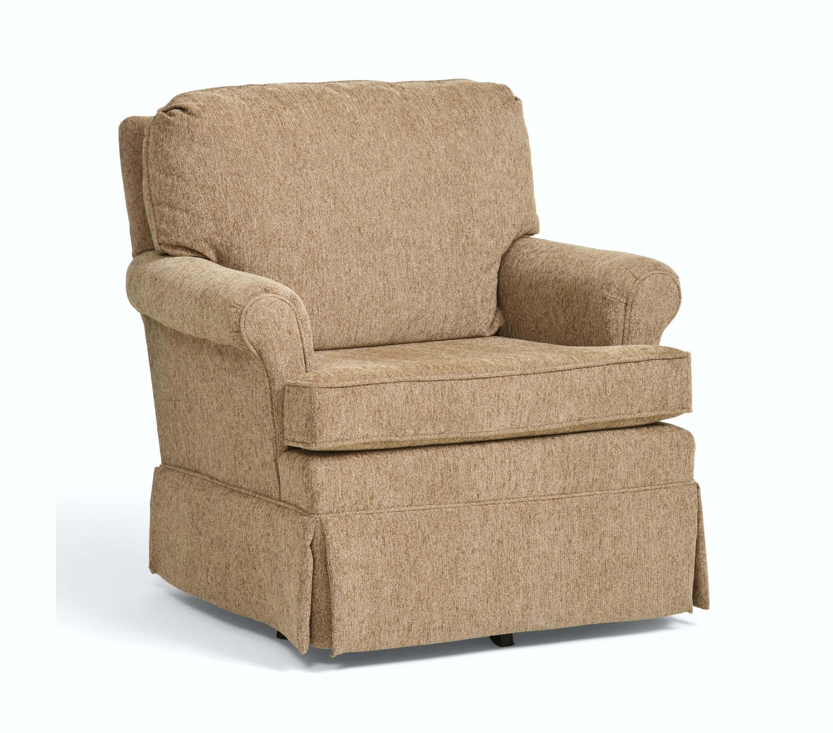 Living Room Bruno Swivel Rocking Chair