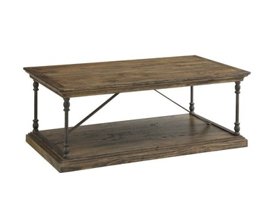 Rusticity Cocktail Table