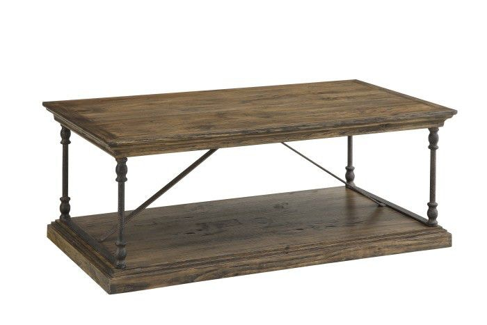 Rusticity Coffee Table