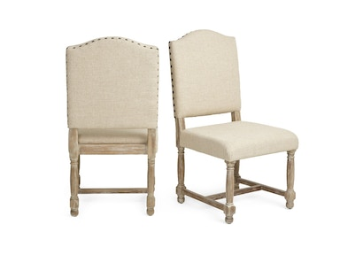 Callista Upholstered Side Chair