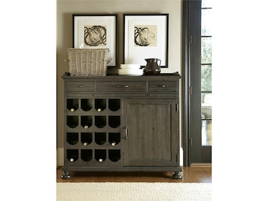 Brownstone Wine Cabinet