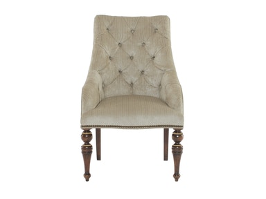 Villa Medici Tufted Upholstered Chair