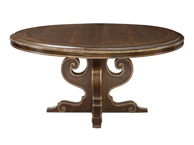 Villa Medici 62 Round Dining Table