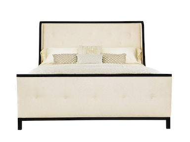 Jet Set Queen Upholstered Bed