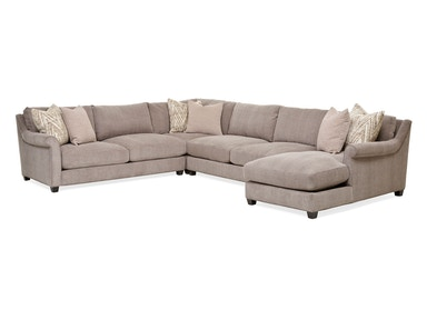 Shearson 4-Piece Sectional
