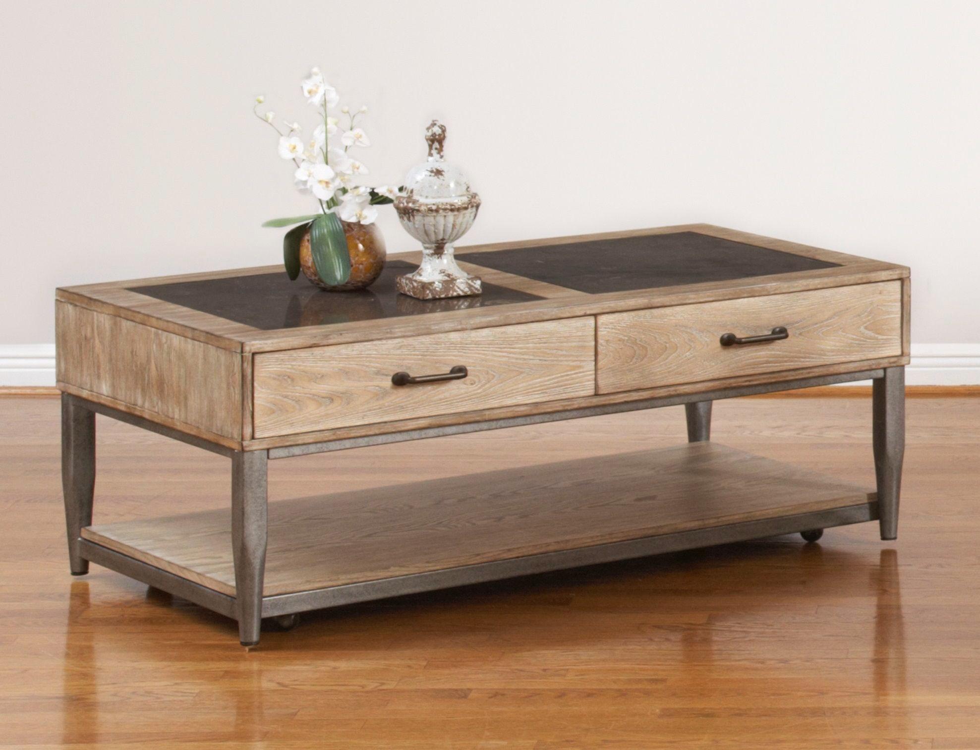 Merveilleux River Loft Coffee Table ST:495798