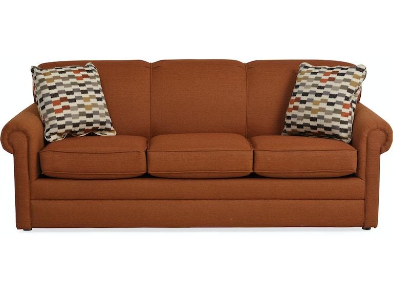 Living Room Kerry Queen Air Mattress Sleeper Sofa Copper