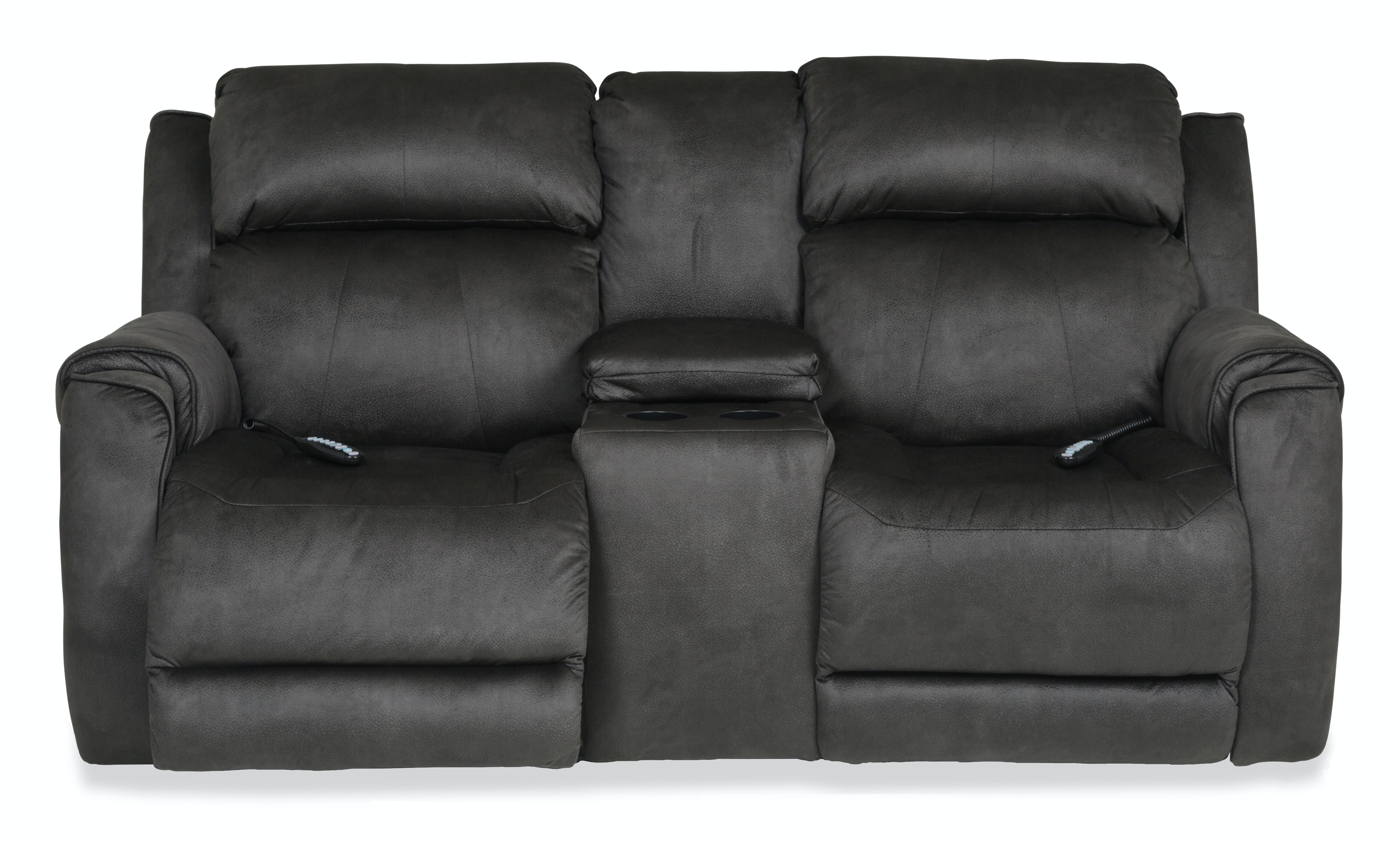 Living Room Safe Bet Power Reclining Loveseat With Heat Massage
