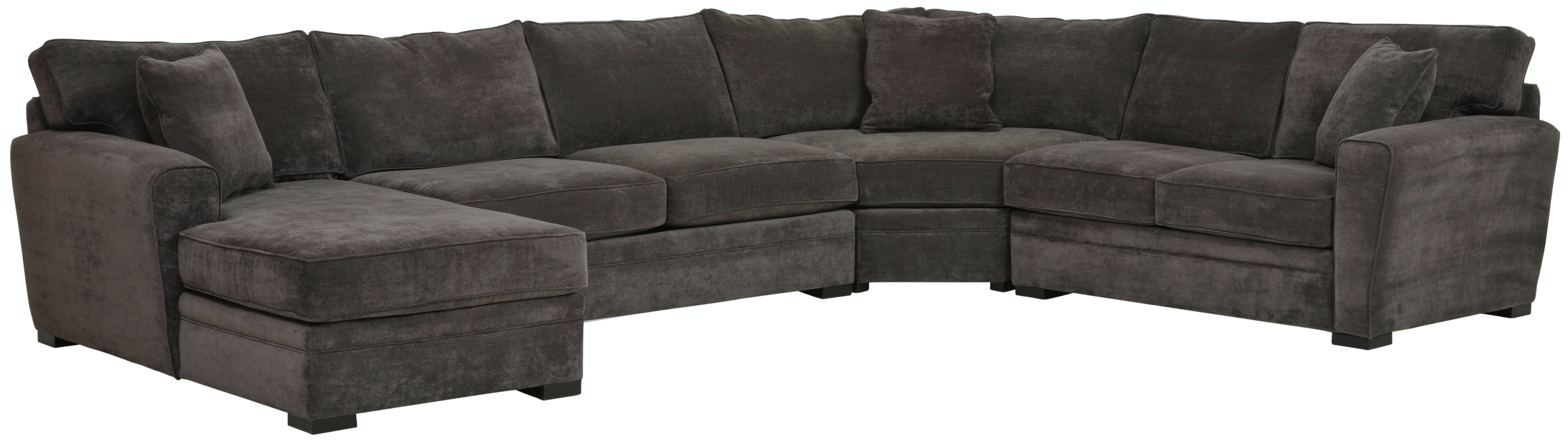 Artemis 4-Piece Sectional GPU086  sc 1 st  Star Furniture : 4 piece sectional with chaise - Sectionals, Sofas & Couches