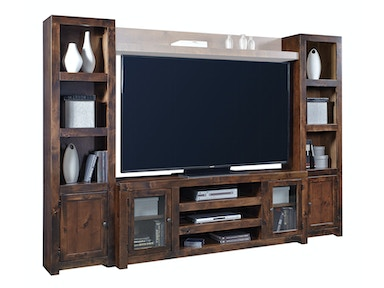 Tabac Alder 3-Piece Entertainment Wall