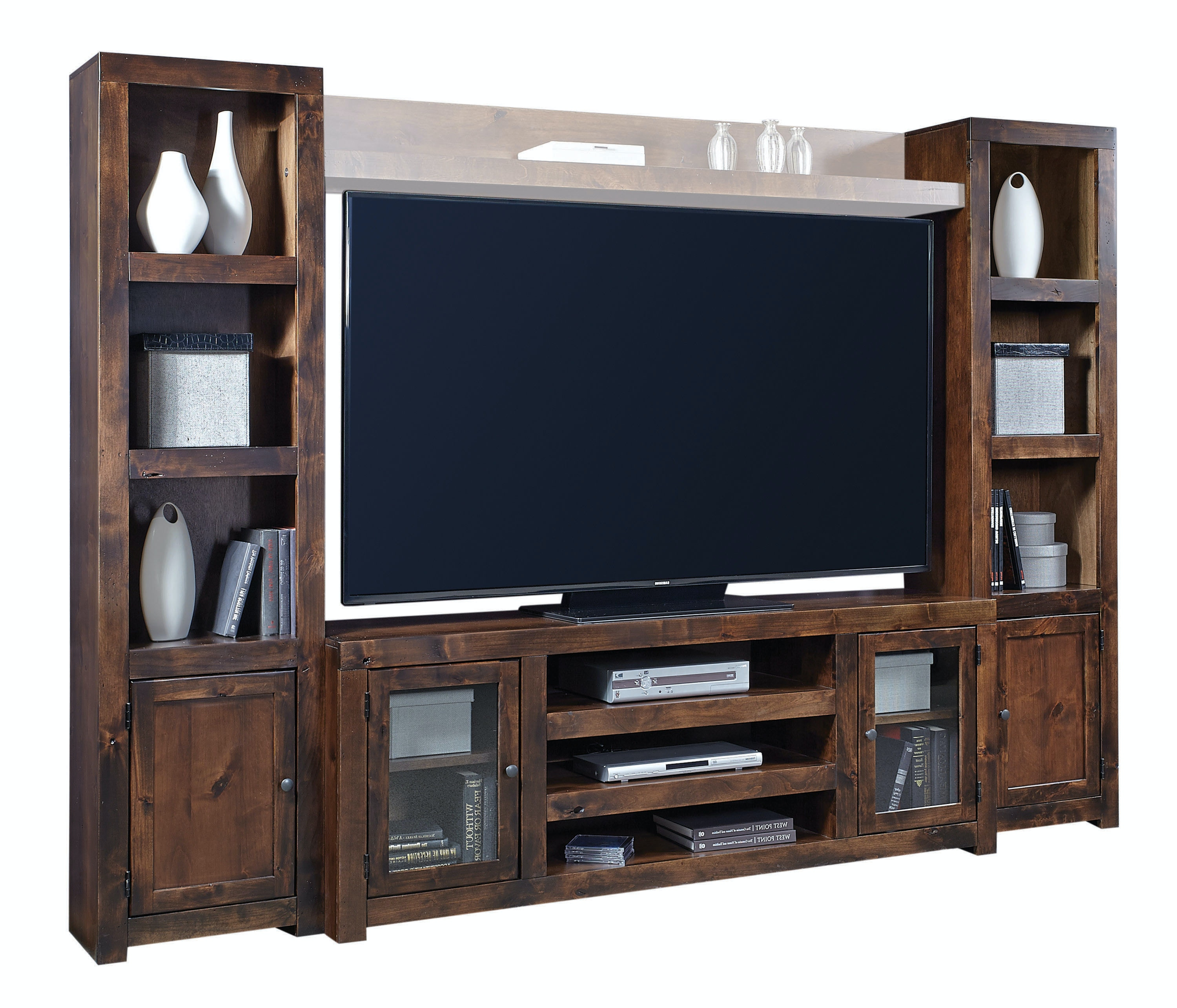 Tabac Alder 3 Piece Entertainment Wall