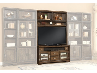 Meridien 2-Piece Media Console with Hutch