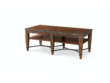 Trisha Yearwood Living Room Ginkgo Cocktail Table