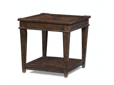 Trisha Yearwood Living Room Azaela End Table