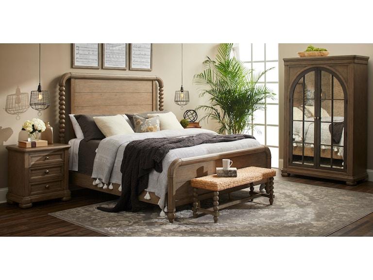 Trisha Yearwood Bedroom Nashville Queen Bed Complete Panel Post 750 150 Qbed Klaussner Trisha