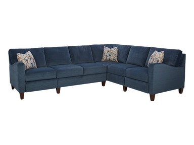 Trisha Yearwood Living Room COLLEEN Sectional