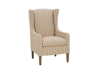 CKD Platinum Slipcover Chair ANGELICA-SLIP-006