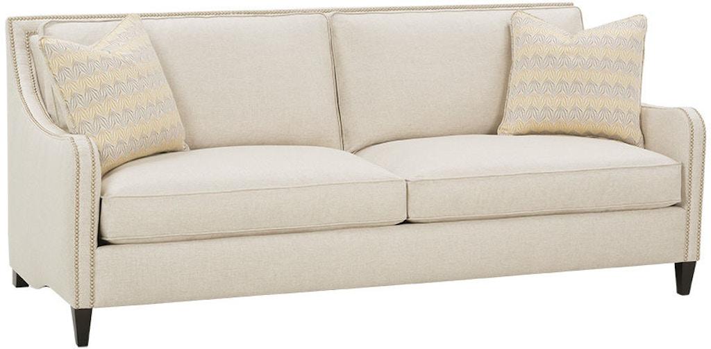 robin bruce living room berlin sofa berlin 002 norwood. Black Bedroom Furniture Sets. Home Design Ideas