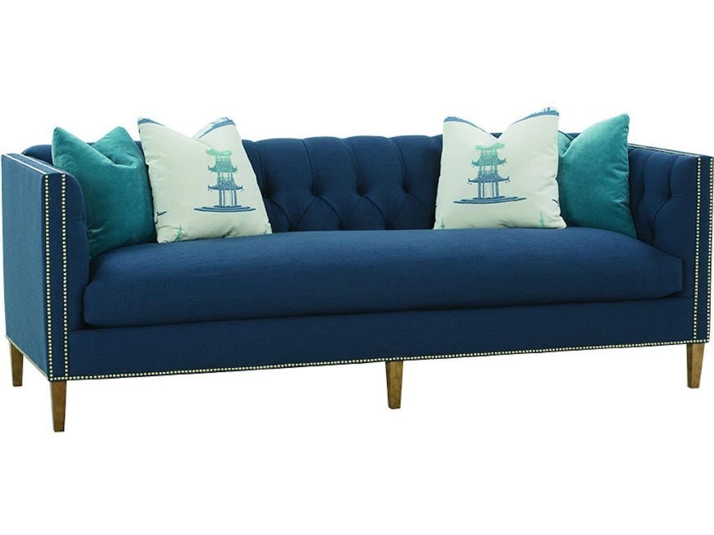 Robin Bruce Living Room Sofa Brette 003 Stowers Furniture San Antonio Tx