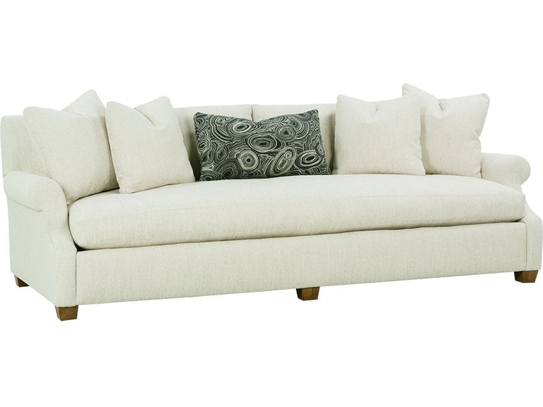 Intro Platinum Winston 98 Sofa With Bench Cushion 003