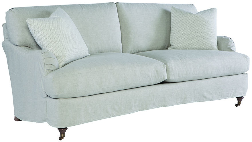 Robin Bruce Living Room Sofa BROOKE SLIP 001 Toms Price