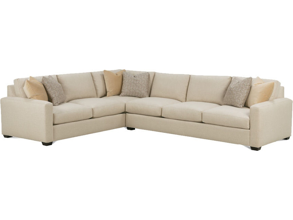Southern Furniture Living Room Jessie 5245 Sectional Whitley Furniture Galleries Raleigh Nc