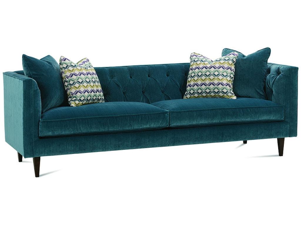 Robin Bruce Living Room Sofa Elle 003 Stowers Furniture San Antonio Tx