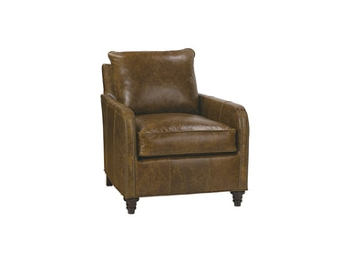 CKD Platinum Leather Chair HAYES-L-006