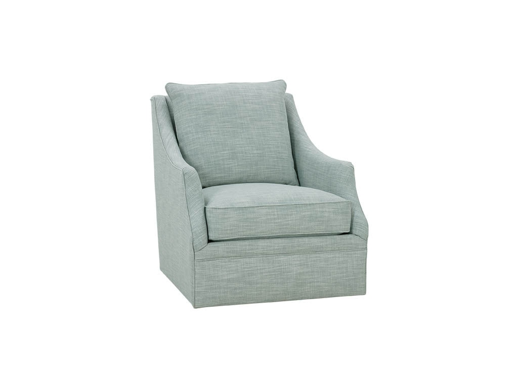 Robin Bruce Living Room Swivel Chair