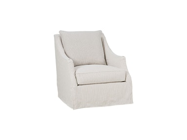 CKD Platinum Swivel Chair KATE-016