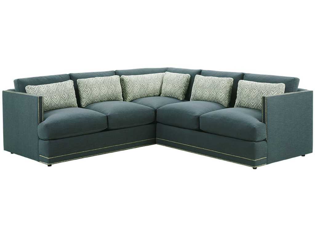 Robin Bruce Living Room Sectional Oscar Sect Norwood