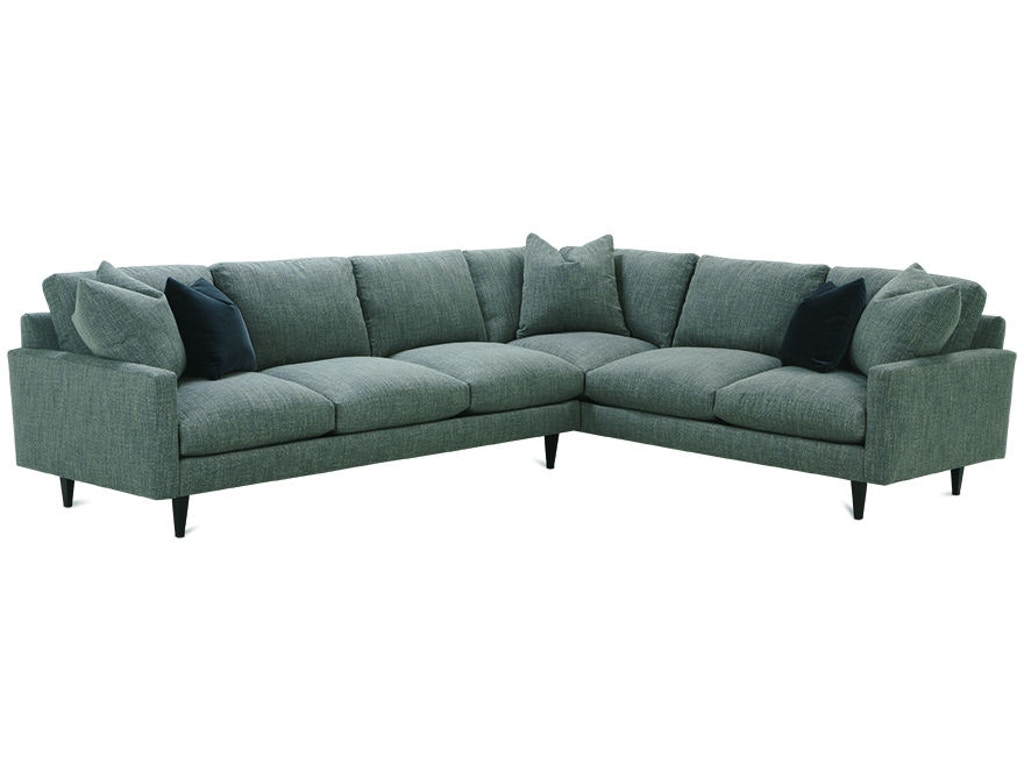 Robin Bruce Living Room Sectional OSLO SECT
