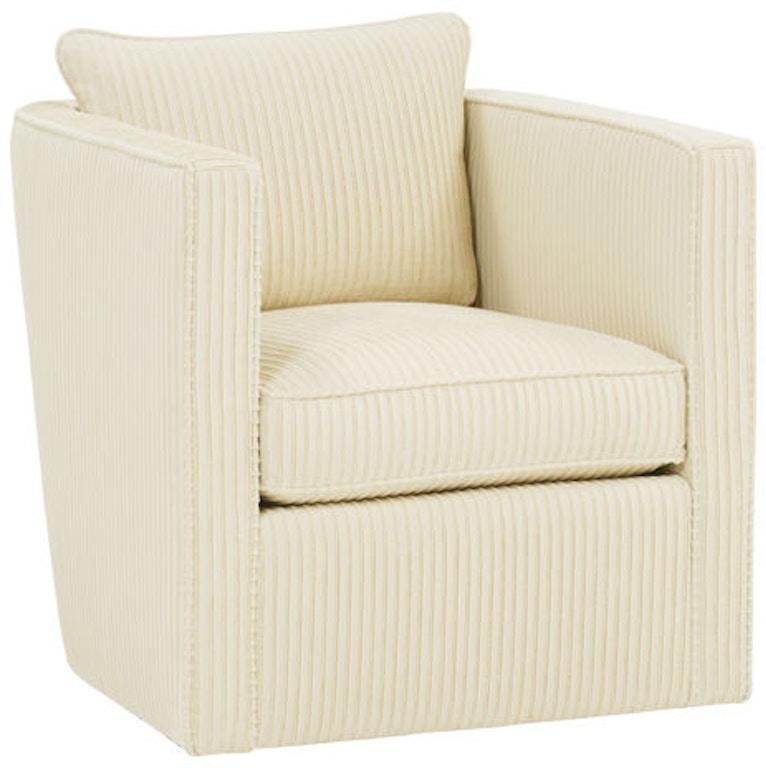 Robin Bruce Living Room Swivel Chair Rothko Chr Toms