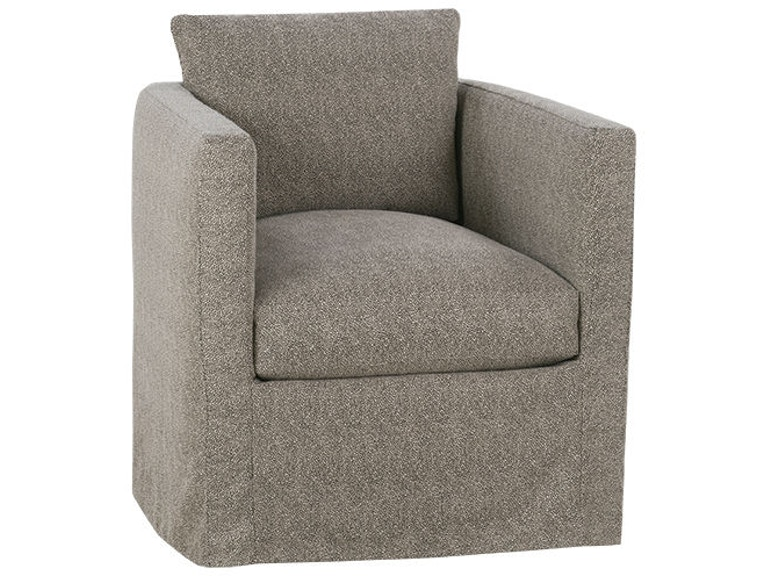 Pleasant Robin Bruce Living Room Slipcover Swivel Chair Rothko Slip Machost Co Dining Chair Design Ideas Machostcouk