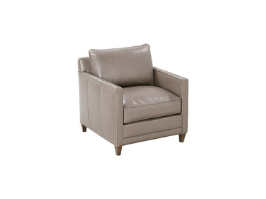 CKD Platinum Leather Chair SPRINGFIELD-L-006