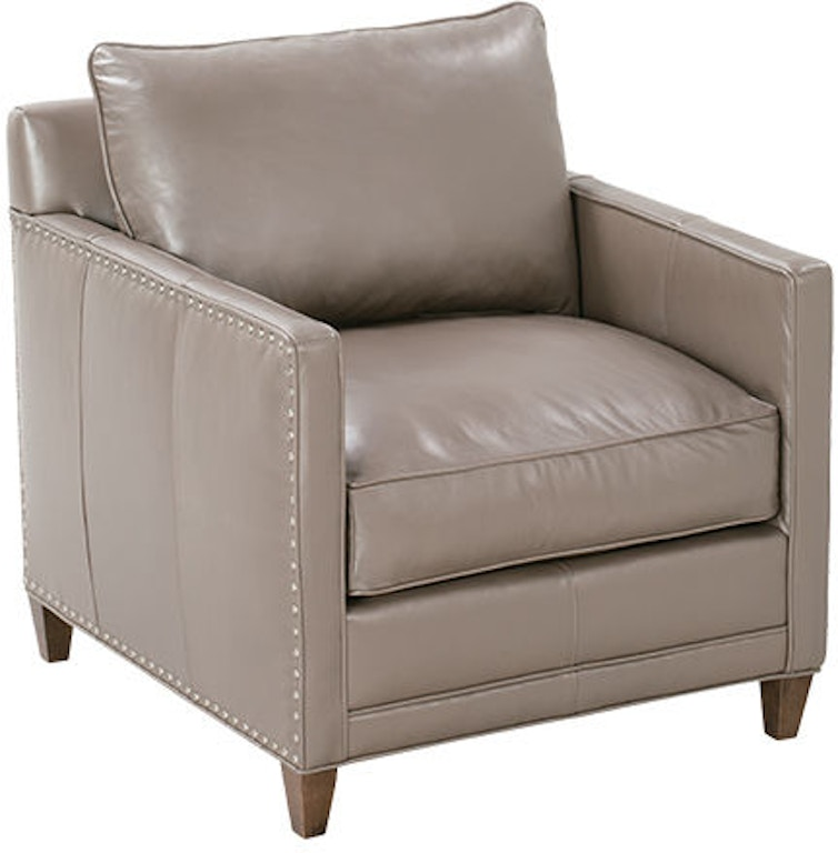 Amazing Robin Bruce Living Room Jude Leather Accent Chair Jude L 006 Short Links Chair Design For Home Short Linksinfo