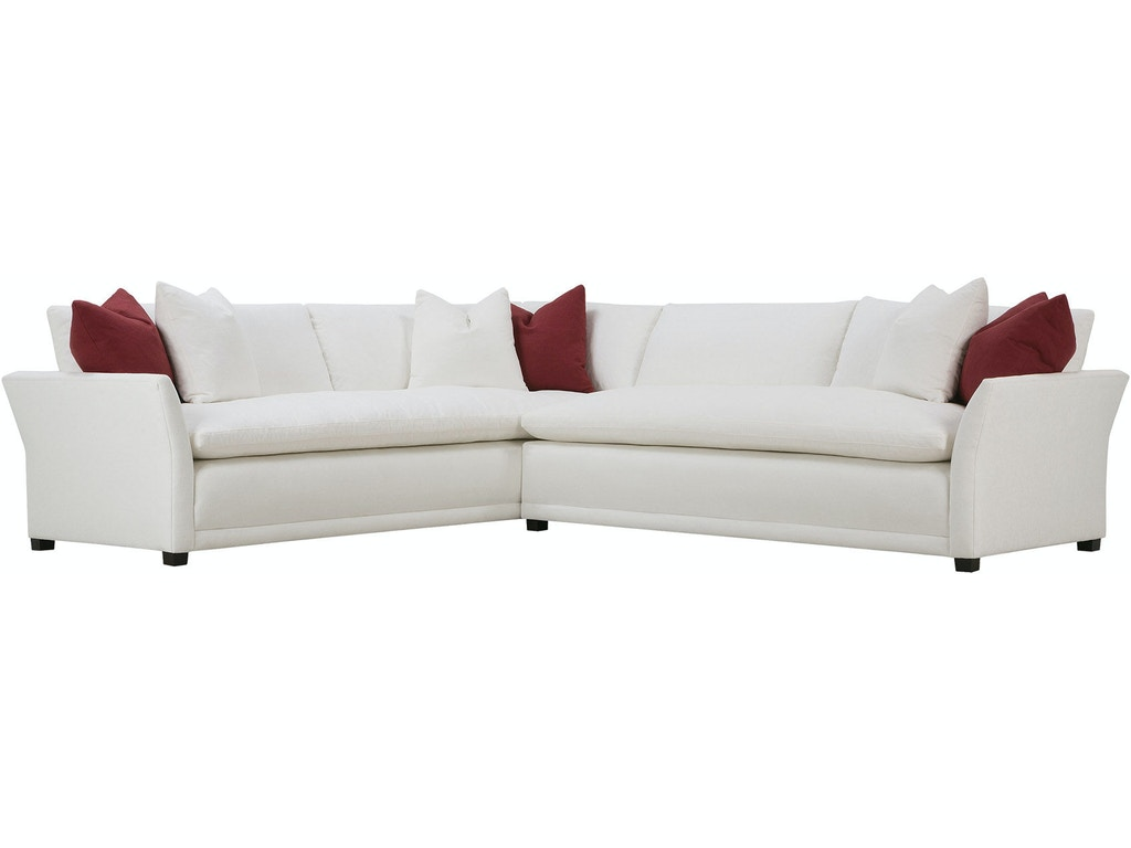 Robin Bruce Living Room Tribecca Sectional Stowers