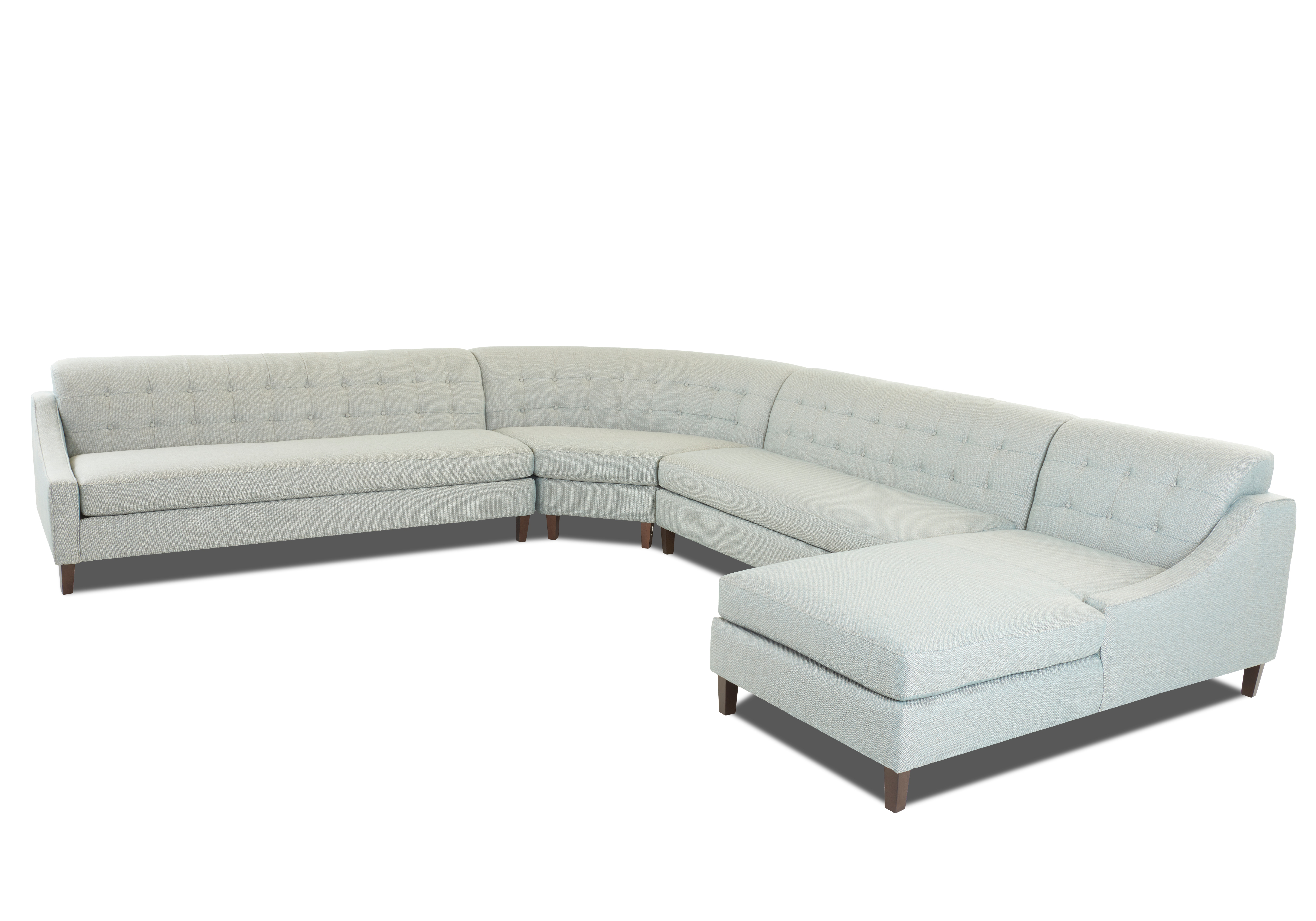 Dwell Walden Sectional G1000 SECT
