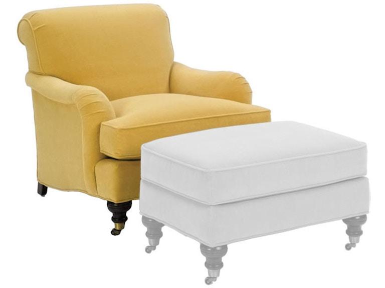 Superb Wesley Hall Living Room Ottoman 1187 31 La Waters Inzonedesignstudio Interior Chair Design Inzonedesignstudiocom