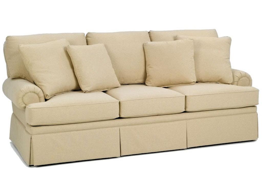 Wesley hall living room brennan sofa 1218 92 eller and for Sofa eller couch