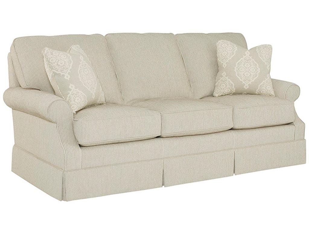 Wesley hall living room reynolds sofa 1488 84 eller and for Sofa eller couch