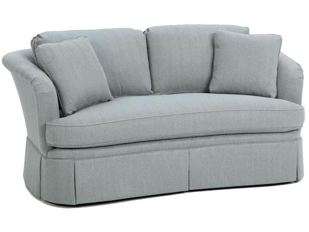 Wesley hall living room douglas sofa 1530 72 eller and for Sofa eller couch