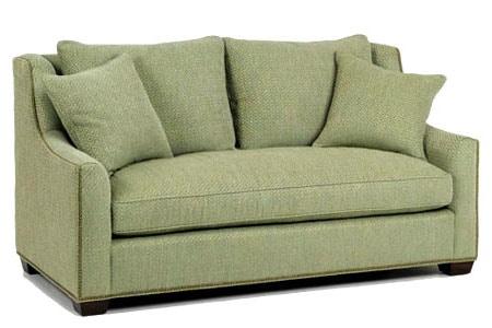 Barrett Sofa. 1904 72. Barrett. Wesley Hall