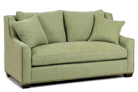 Attirant Wesley Hall Barrett Sofa 1904 72