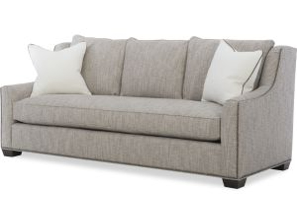 Wesley hall living room barrett sofa 1904 89 eller and for Sofa eller couch