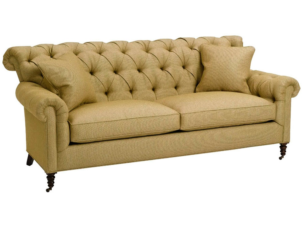 Wesley hall living room crawley sofa 1936 84 lenoir for Living hall furniture