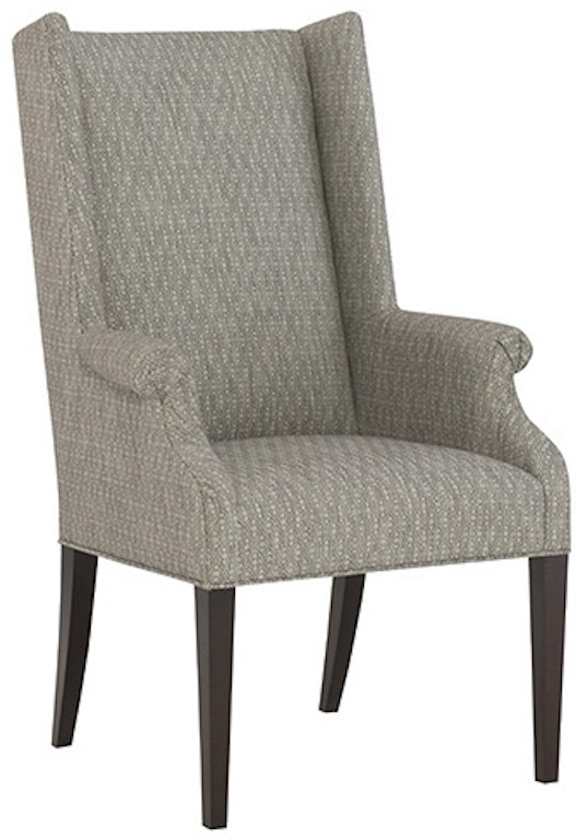 Wesley Hall Dining Room Annora Arm Chair 587 A Hickory Furniture Mart Hickory Nc