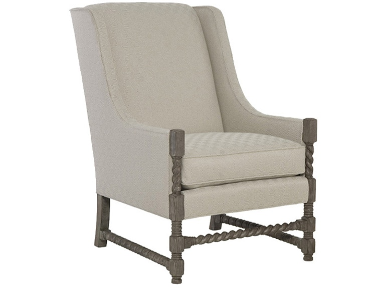 Wesley Hall Living Room Davis Chair 613 At B F Myers Furniture