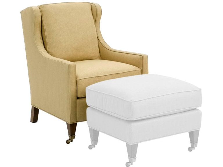 Wesley Hall Living Room Sawyer Chair 650 Seville Home
