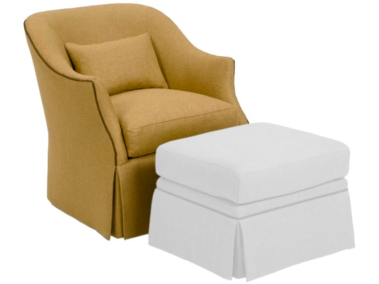 Wesley Hall Living Room Austen Chair 685 Louisiana Furniture Gallery Lafayette La
